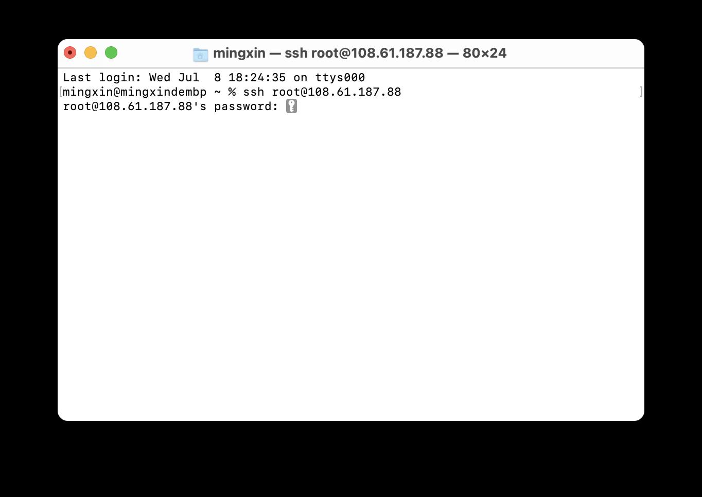 利用Vultr的VPS搭建SS梯子 信息笔记